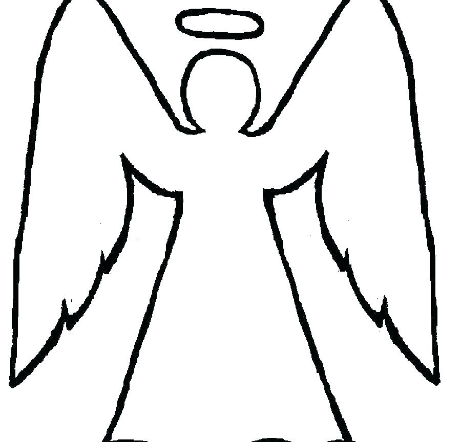 900x864 Angel Coloring Pages Printable Angels Coloring Pages Online Free