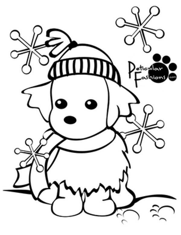 600x777 Snow Coloring Pages Printable Fun In The Snow Coloring Pages