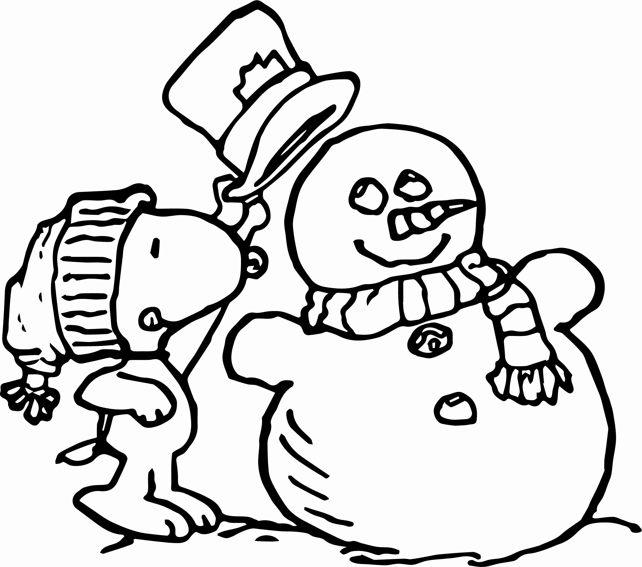 2166x1914 Snow Day Coloring Pages Beautiful Winter Coloring Page