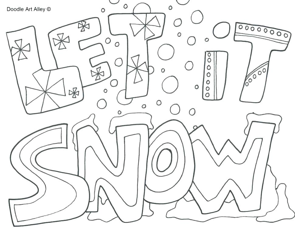 971x751 Coloring Pages Snow Free Coloring Snow Leopard Coloring Pages