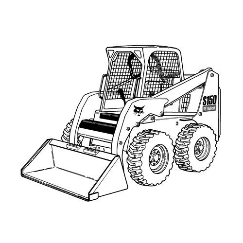 500x500 S Free Printable Snow Truck Coloring Page Party