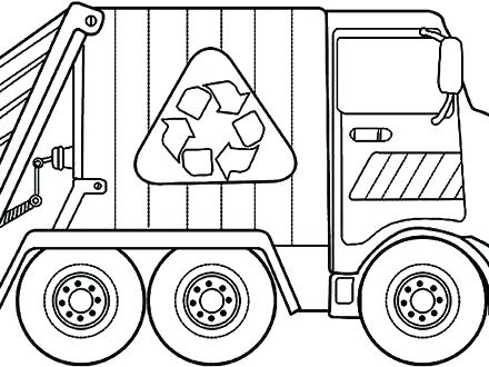440x330 Snow Plow Truck Coloring Pages Snow Plow Coloring Page Snow Plow