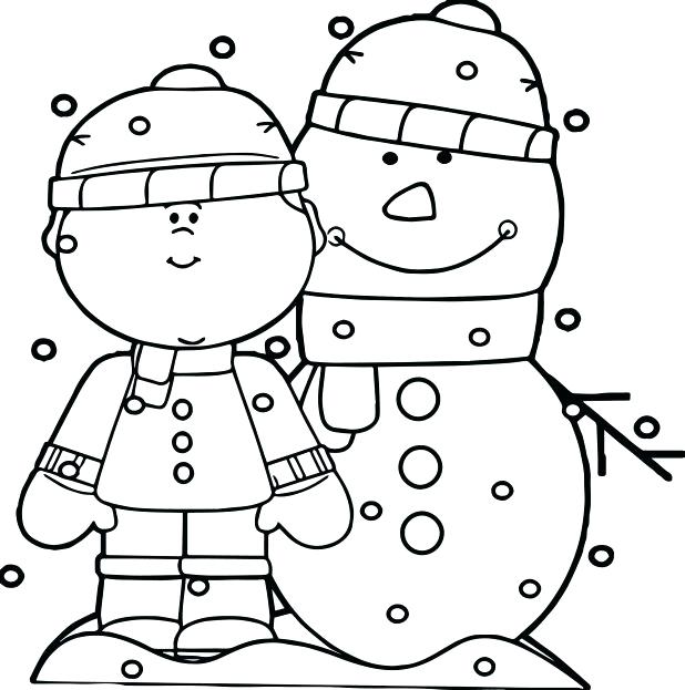 618x623 Snow Plow Coloring Pages