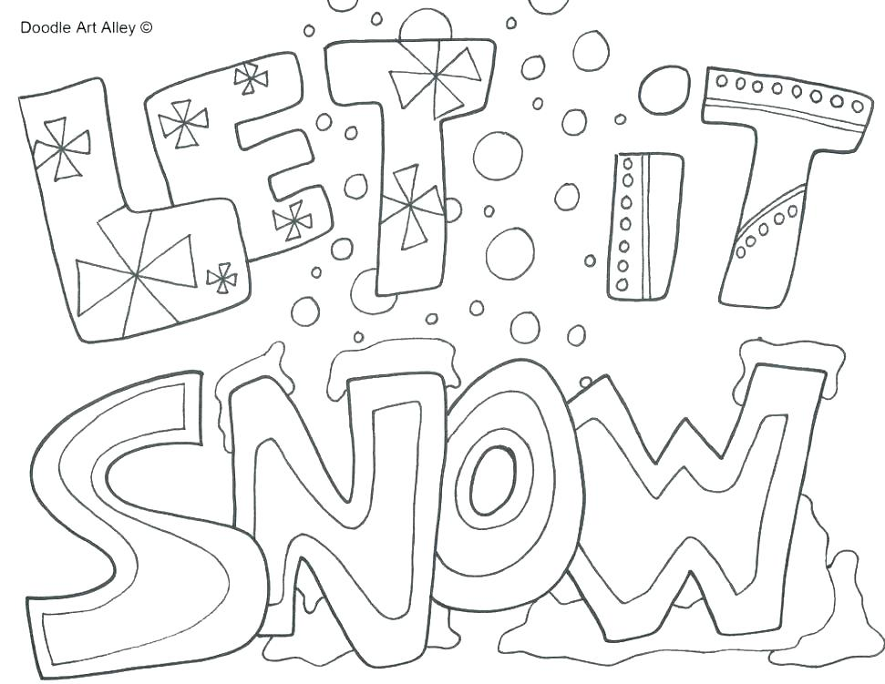 971x751 Snow Plow Coloring Pages