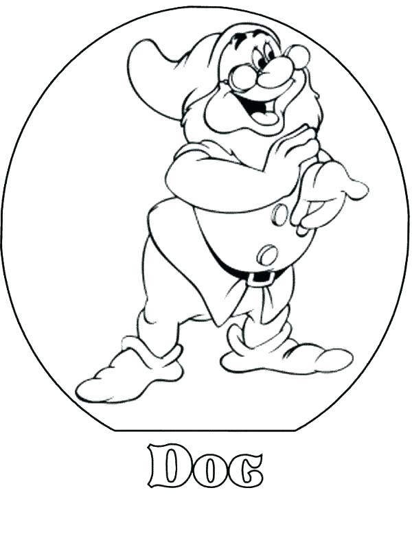 600x794 Dwarfs Coloring Pages Dwarfs Coloring Pages Dwarfs Coloring