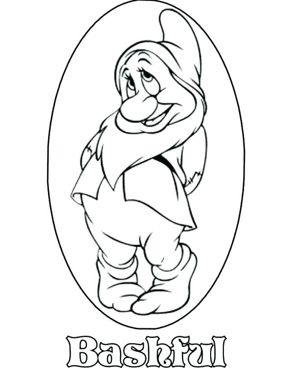 photo regarding Snow White Printable named Snow White And The 7 Dwarfs Coloring Internet pages at