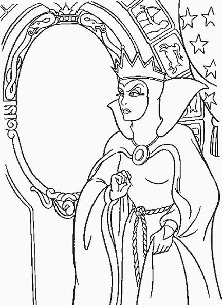 432x594 Best Color Pages Disney Images On Coloring Books
