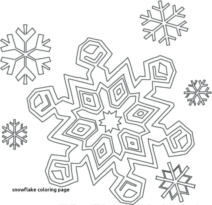 700x679 Coloring Page Snowflake Coloring Pages Snowflake Coloring Pages