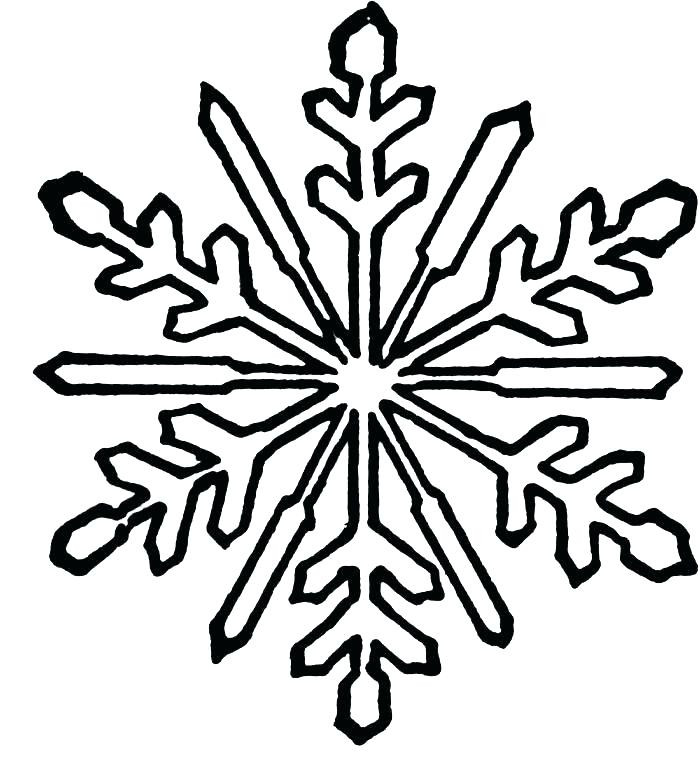 700x759 Coloring Page Snowflake Snowflake Coloring Pages Snowflake Color