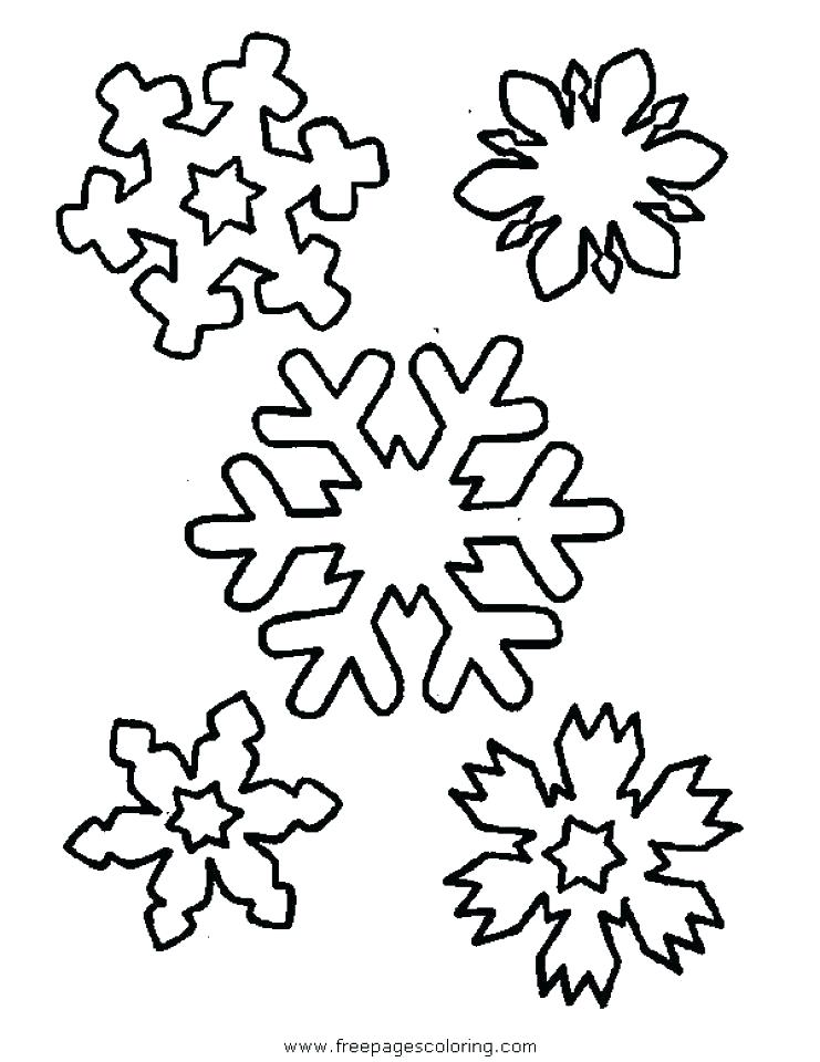 741x960 Snow Flake Coloring Pages Coloring Book Snowflakes Coloring Pages