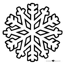225x225 Snowflake Coloring Pages For Kids Free Printable Coloring