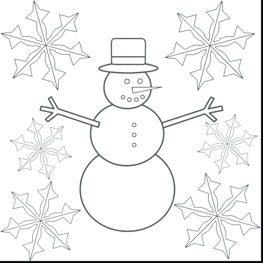 863x863 Coloring Pages Of Snowflakes Coloring Pages Of Snowflakes Awesome