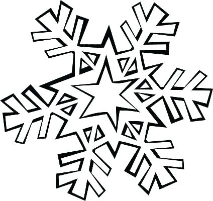 424x400 Coloring Page Snowflake Snow Coloring Pages Snow Coloring Page