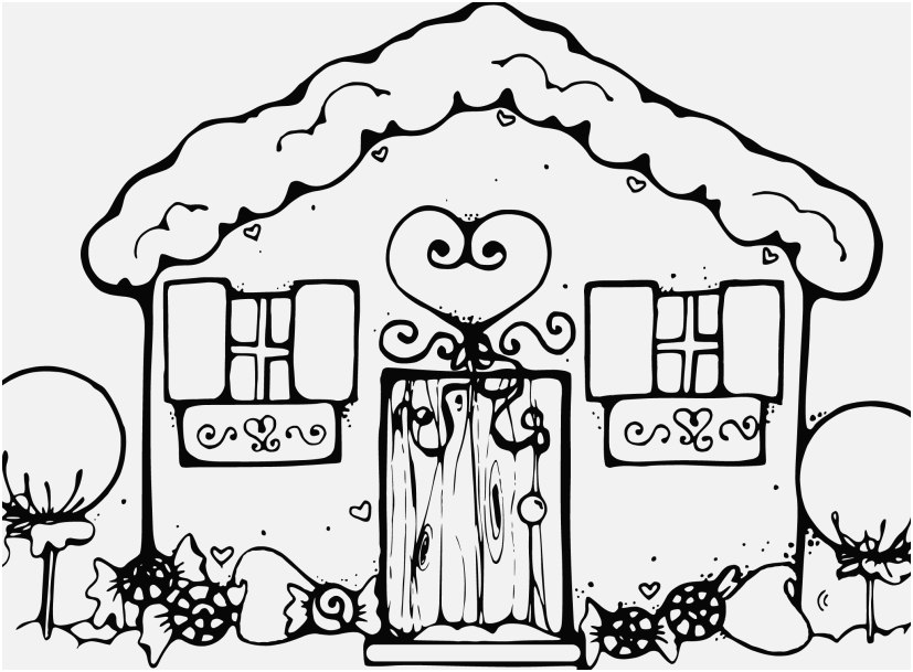 827x609 The Right Photo Coloring Pages House Excellent