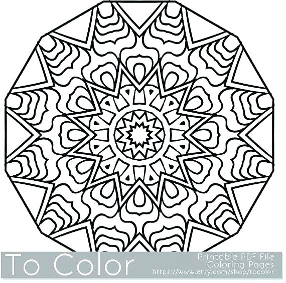 570x565 Coloring Pages Snowflakes Coloring Pages Snowflakes Free Coloring