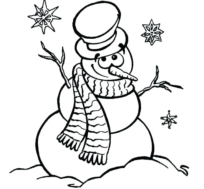 671x621 Frosty Coloring Page Frosty Coloring Pages Frosty The Snowman