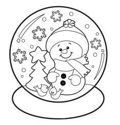 236x247 Print Coloring Image Snowman, Free Printable And Printable