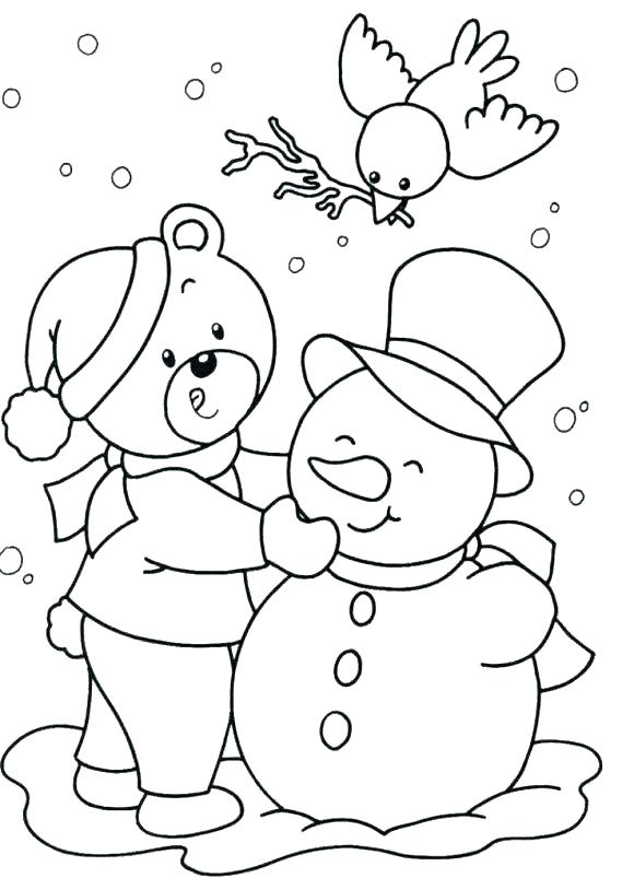 580x803 Snowman Coloring Pages Printable Frosty Coloring Pages Free
