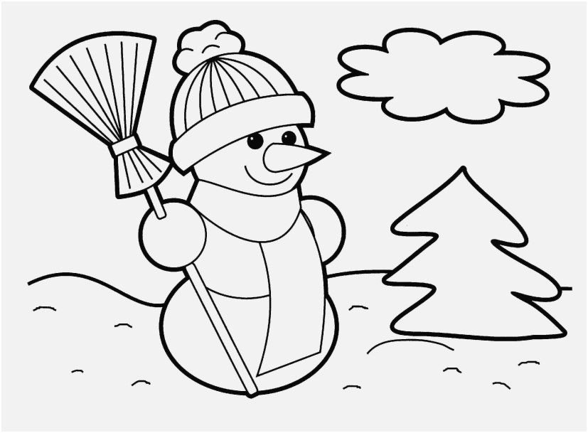 827x609 The Perfect Pictures Snowman Coloring Pages Most Popular