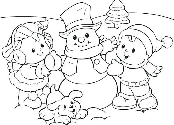 600x431 Snowman Coloring Pages Printable C Snowman Snowman Coloring Pages