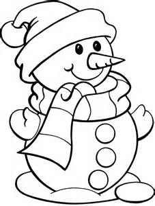 227x300 Snowman Coloring Pages