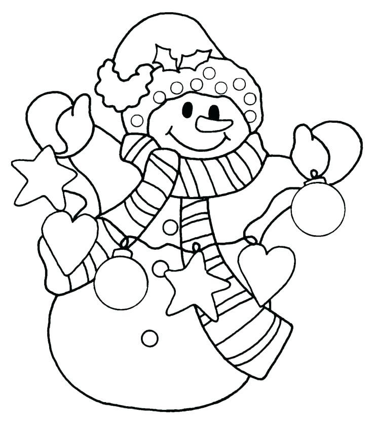 736x831 Snowman Coloring Pages Printable Snowman Coloring Pages Printable