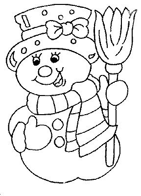 288x400 Coloring Pages Gt Coloring Pictures Gt Snowman Pictures Coloring