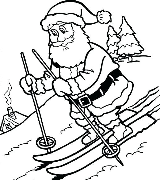 518x585 Snowmen At Night Coloring Pages Together With Coloring Pages