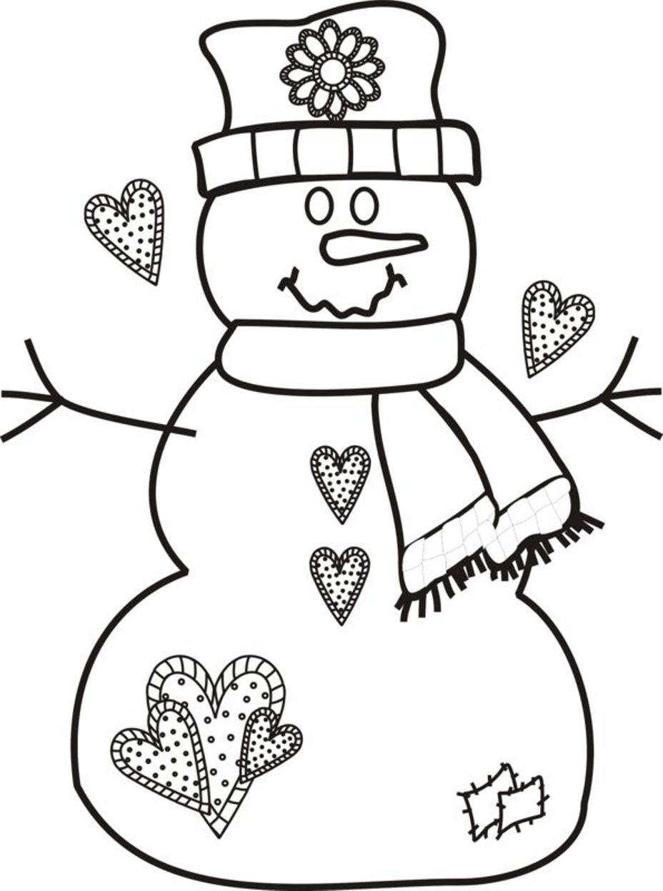 928x1248 Snowmen