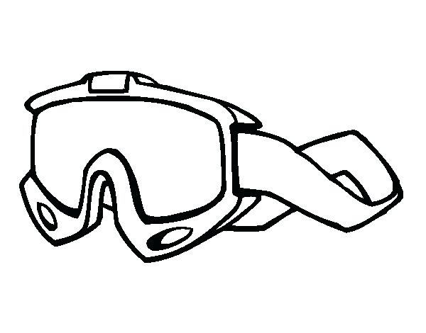 600x470 Coloring Pages Easter Eggs Printable Snowmobile Page Free Online