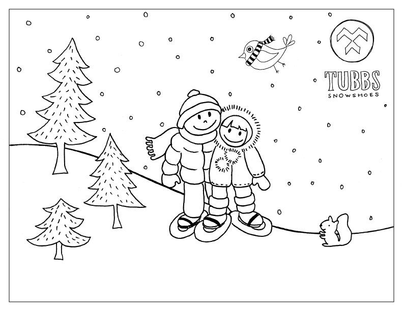 792x612 Entertain The Kids With Our Tubbs' Coloring Page! We Want To See