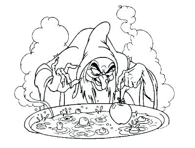 400x304 Snow White Coloring Pages Snow White Coloring Pages Snowy Day