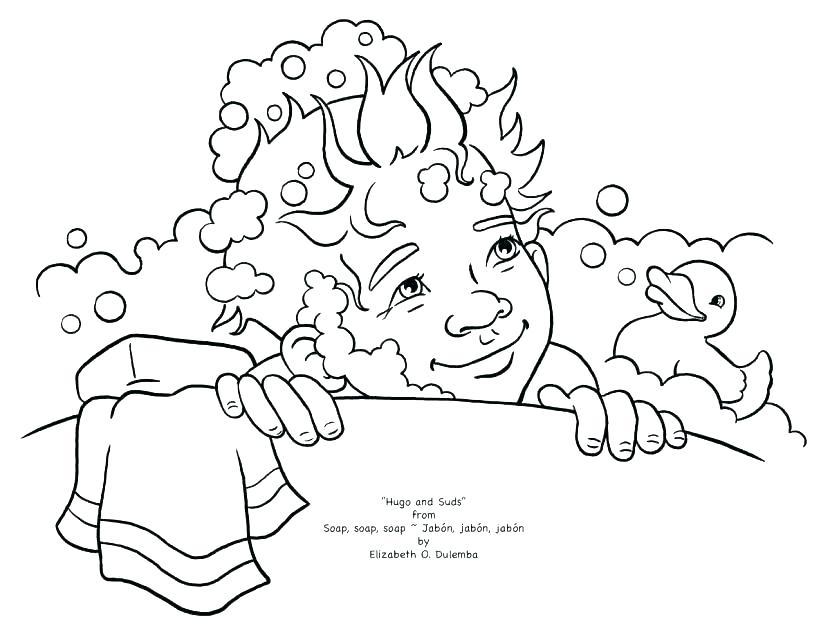 830x633 Hand Washing Coloring Sheets Hand Washing Coloring Pages