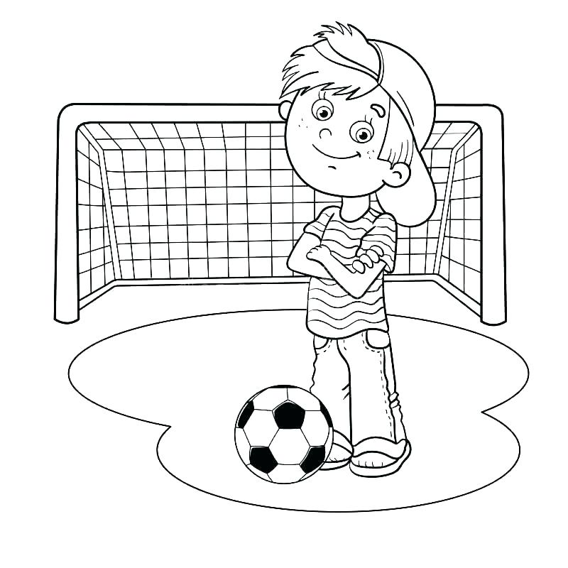 800x800 Soccer Ball Coloring Page Soccer Ball Coloring Pages Soccer Ball