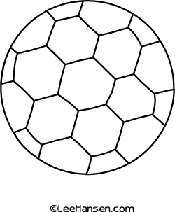 250x303 Beautiful Inspiration Soccer Ball Coloring Page