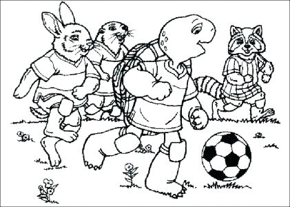 421x300 Coloring Pages Of Soccer Balls Draw Soccer Ball Print For Line