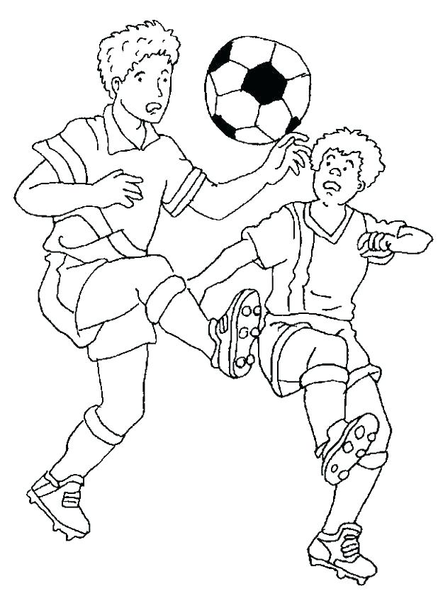 618x834 Coloring Pages Of Soccer Cleats For Kids Page Remarkable Print