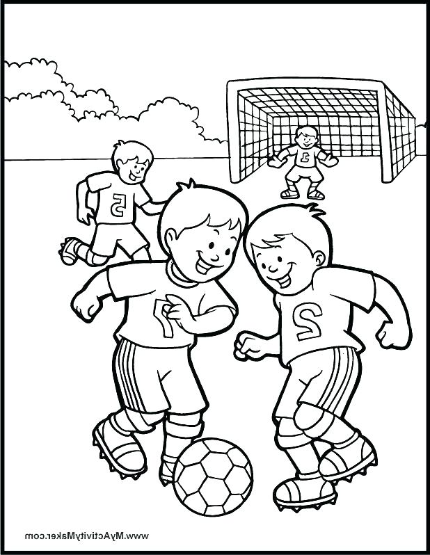 618x798 Soccer Coloring Pages Soccer Coloring Sheets Printable Coloring