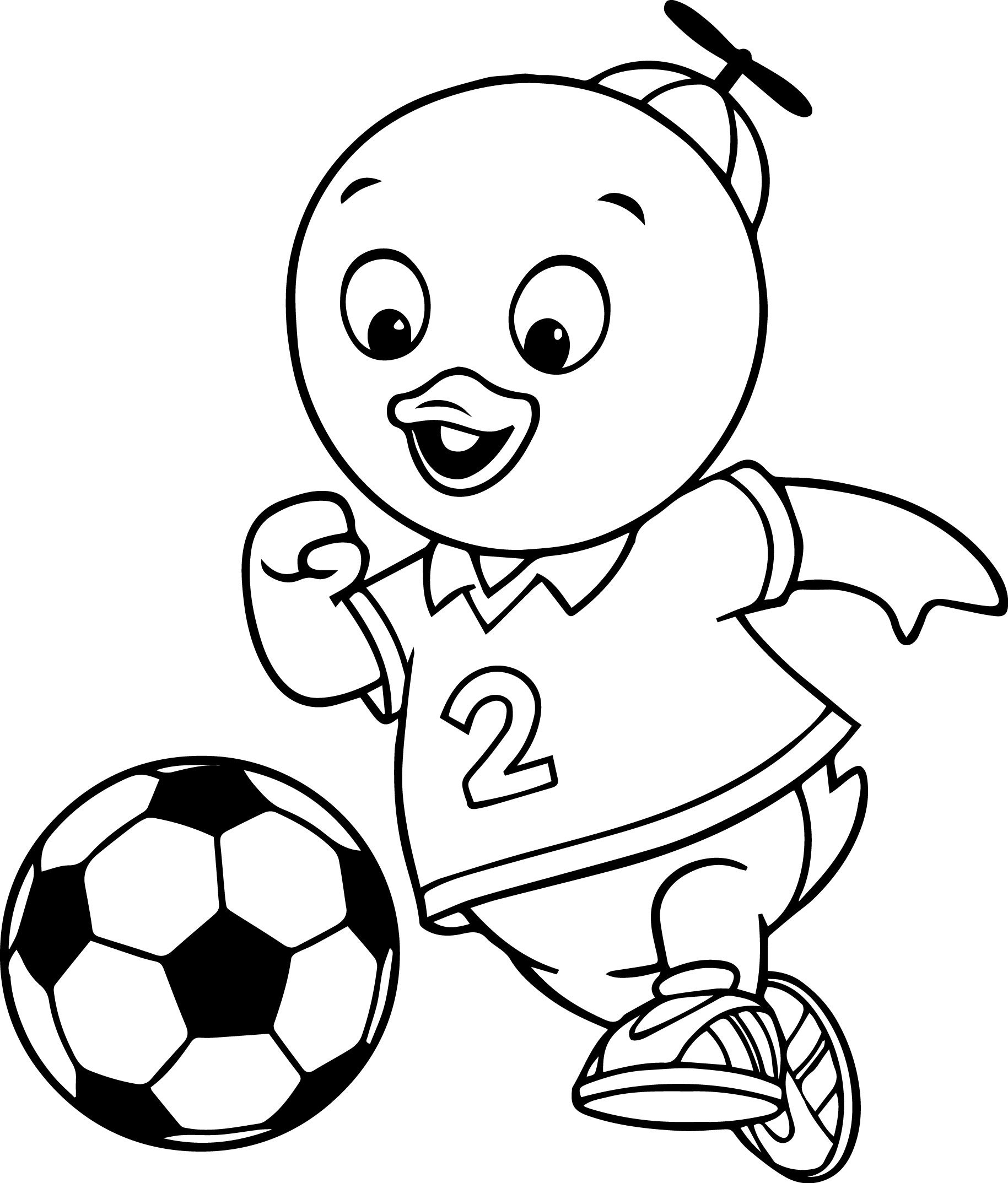 1829x2147 Fun Soccer Coloring Pages For Kids Printable Coloringstar