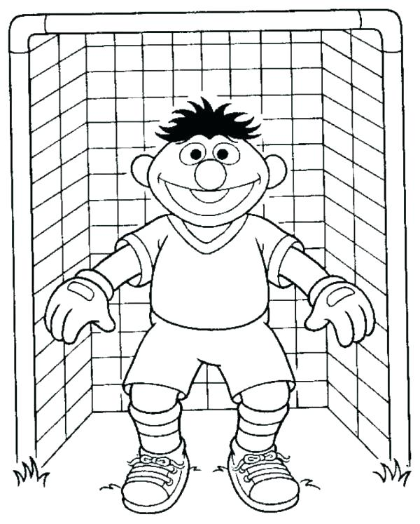 600x747 Soccer Coloring Page Coloring Pages Soccer Player Dribbling Soccer
