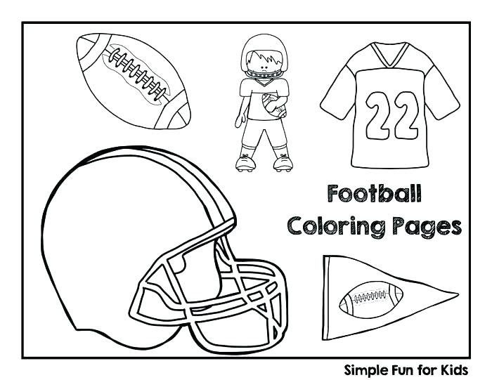 700x541 Football Field Coloring Pages Coloring Book Football As Well As