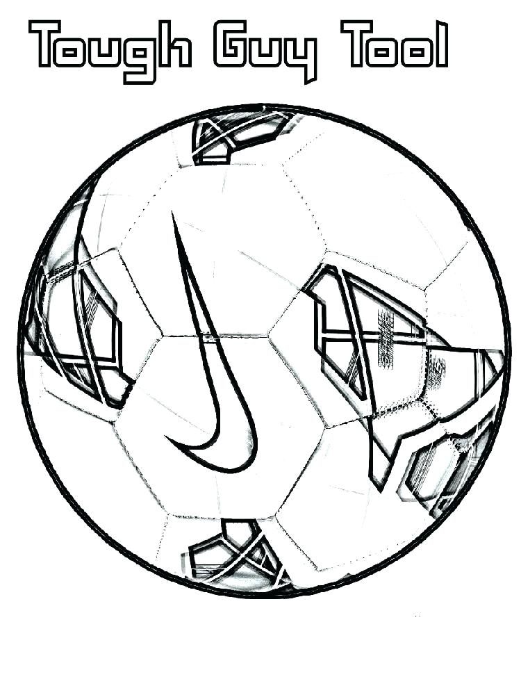 750x1000 Soccer Ball Coloring Page Soccer Ball Coloring Page