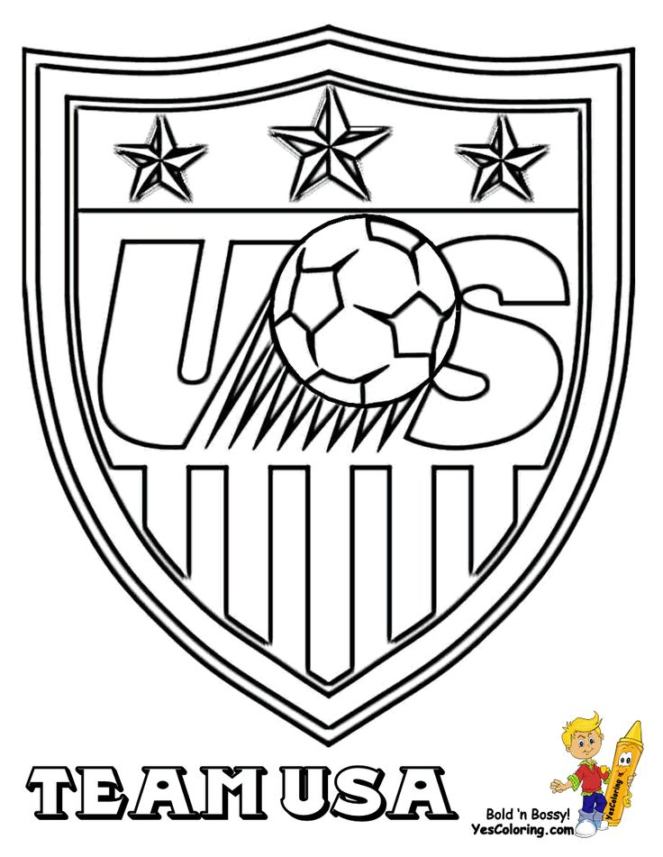 736x951 Best Spectacular Soccer Coloring Pages Images
