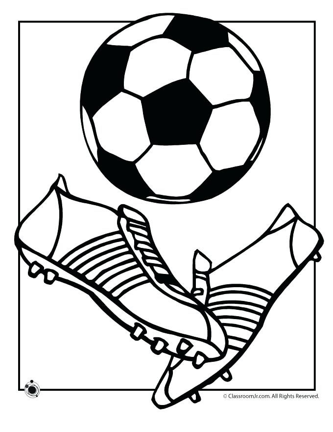 680x880 Coloring Page Soccer Coloring Page Soccer Coloring Pages Of Girl