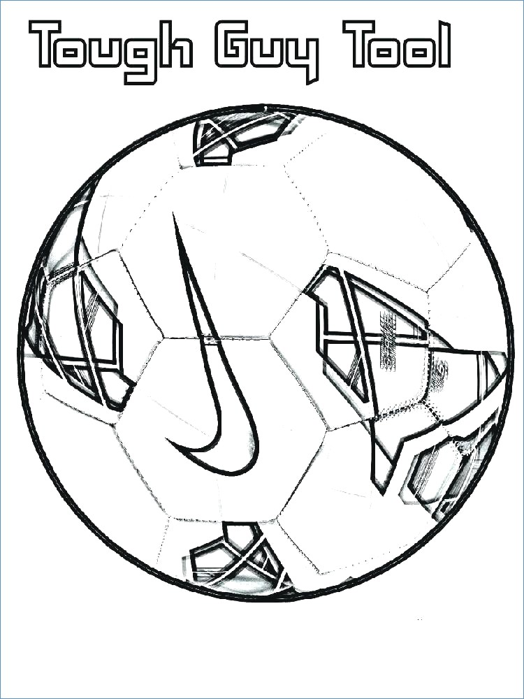 750x1000 Soccer Goal Coloring Pages