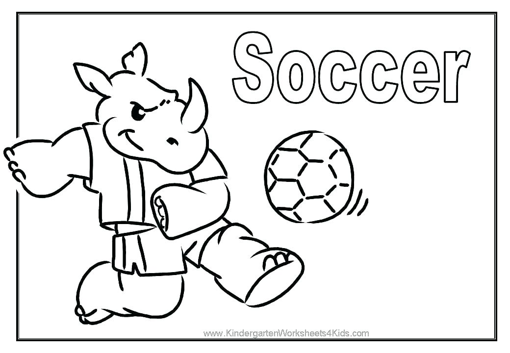 1040x720 Soccer Players Coloring Pages Cheap Free Hippo Soccer Player