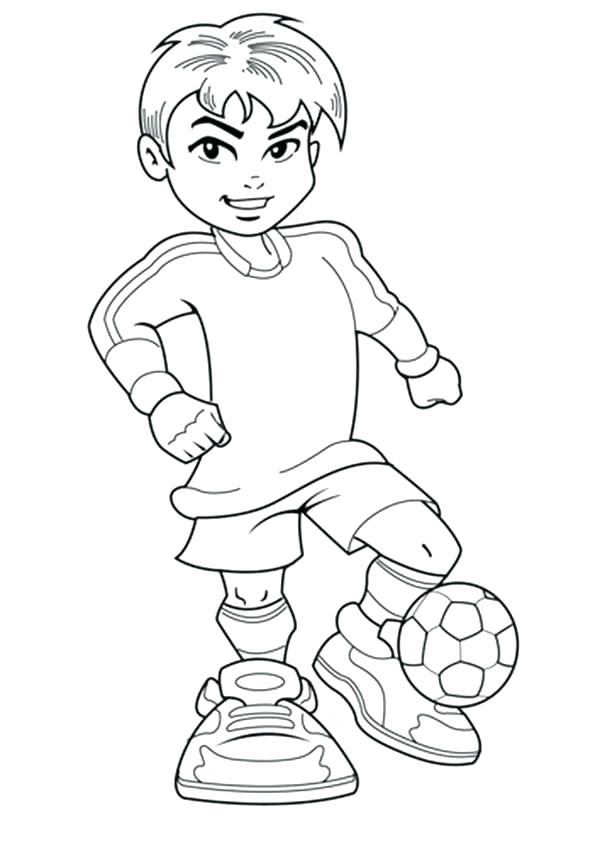 600x847 Boy For Coloring Boys Coloring Page Boy Coloring Pages Online Page