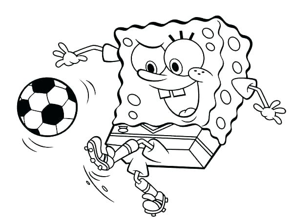 600x457 Coloring Pages Of Soccer Soccer Ball Coloring Pages Best Of Soccer