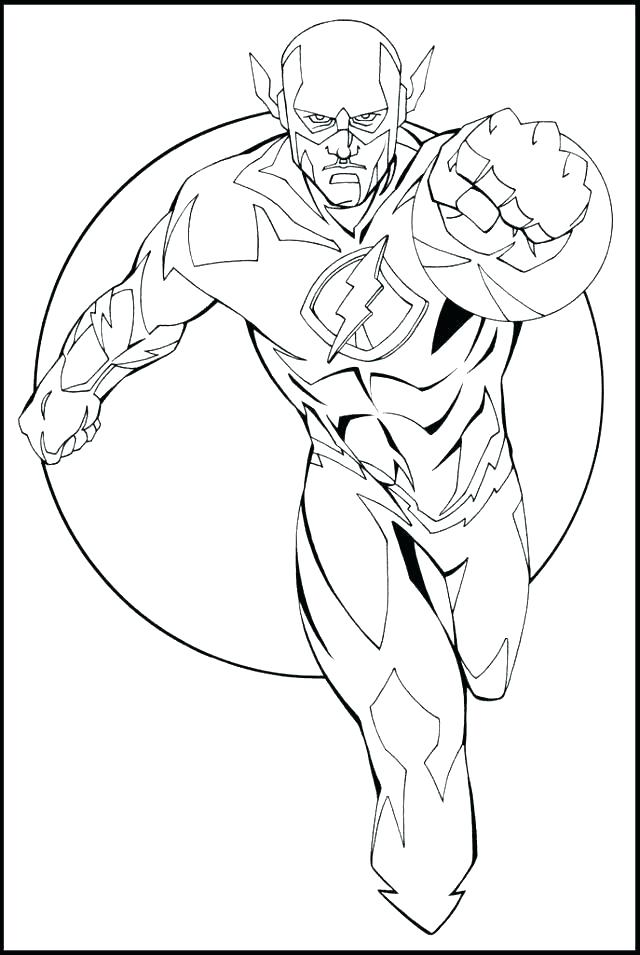 640x955 Justice League Coloring Book Also Book Colouring Flash
