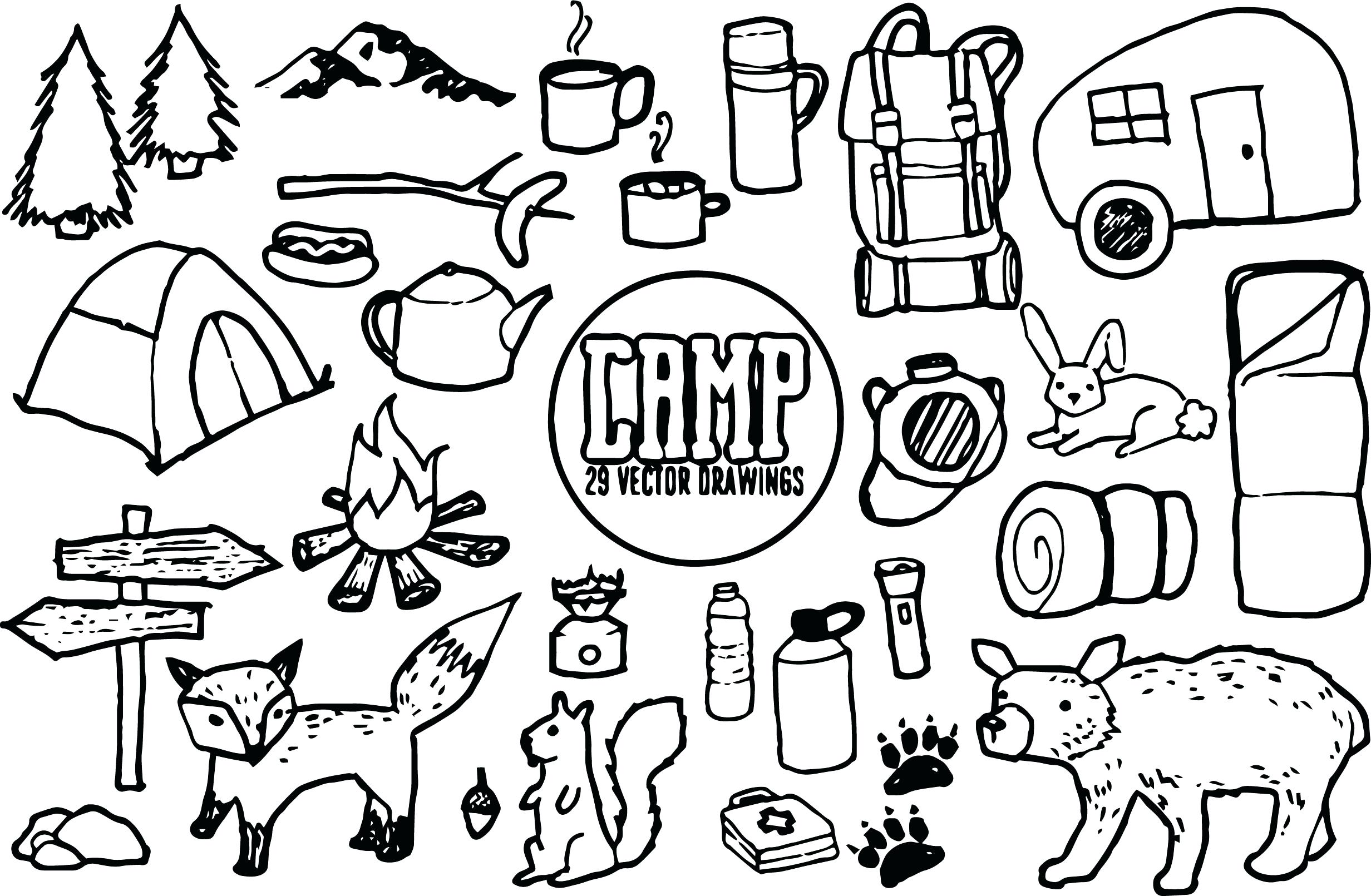 2464x1611 Coloring Pages For Kids Animals Free In Funny Draw Image Awesome